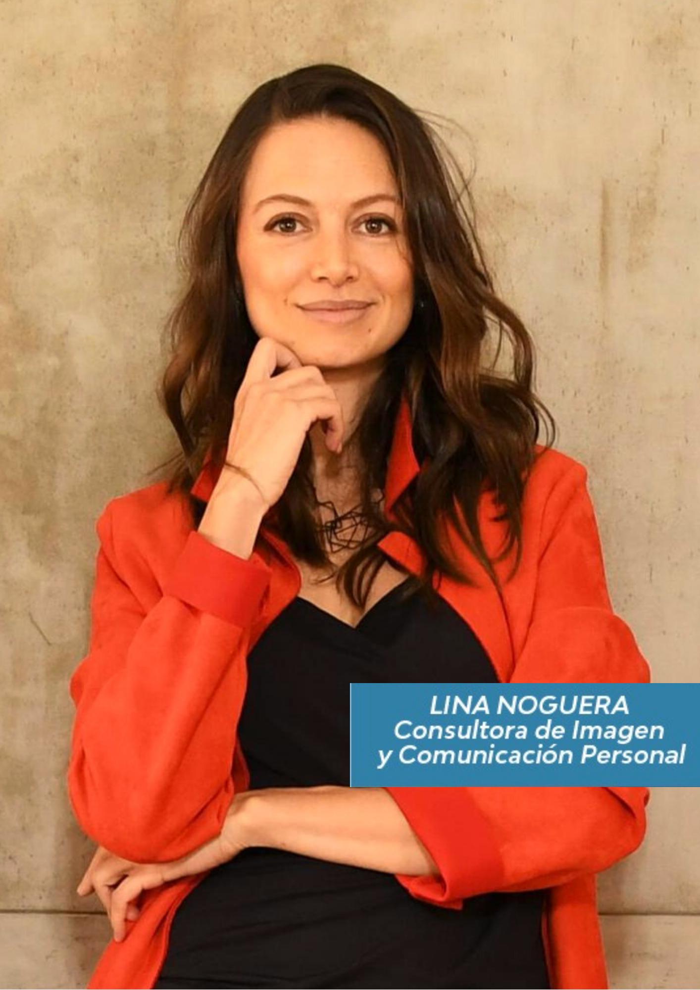 Lina Noguera - etiqueta y protocolo